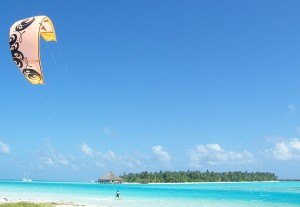 Kite-Surfing-in-the-Lagoon1